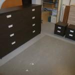 8 stalčių miegamojo komoda
