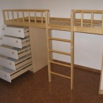 vaikų kambarios komodos praviri 5 stalčiai