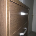 5 stalčių prieškambario komodos batų dėžės storintas viršus ir storinti šonai